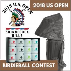 2018 US Open - BirdieBall Contest